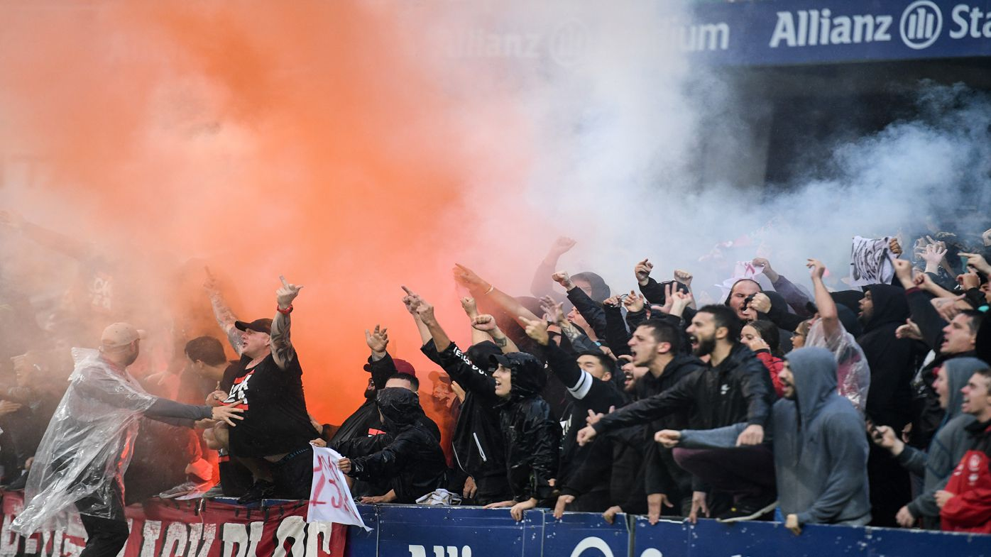 FFA looking to help fans get legal pyro