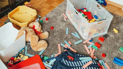 Tips for getting your kids into tidying and organising their things