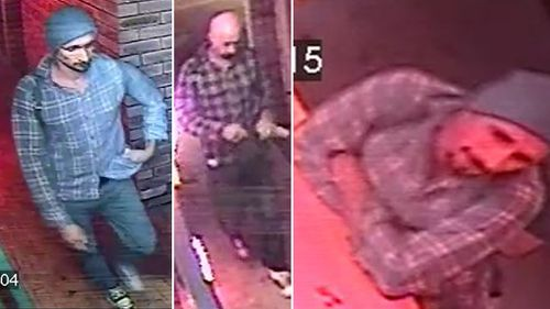 Police hunting man behind a string of armed robberies at Perth massage parlours