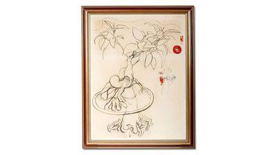 Bonsai by Brett Whiteley