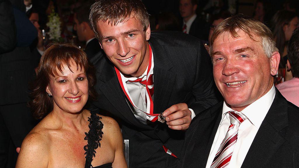 AFL: Kieren Jack's estranged brother Rhys pens emotional