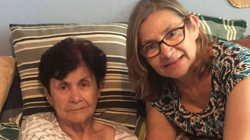 Ana Kozaric and her daughter Zdenka Smith were injured in the 2019 crash.