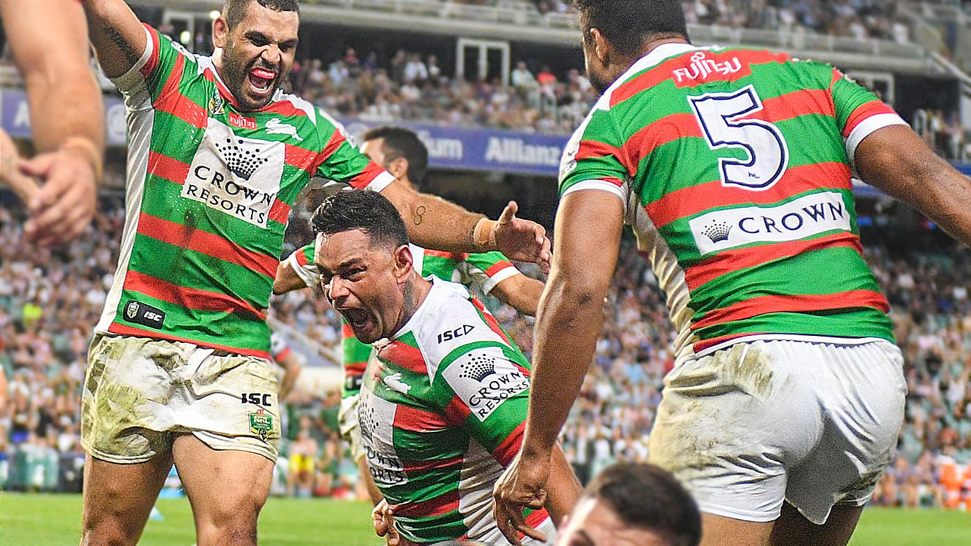 Inglis bounces back as Souths beat rivals