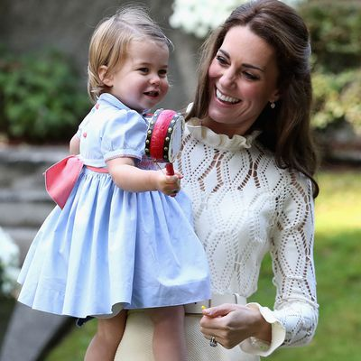 "Royal pregnancies: The Duchess of Cambridge and Princess Charlotte<span style=""white-space:pre;"">	</span>"