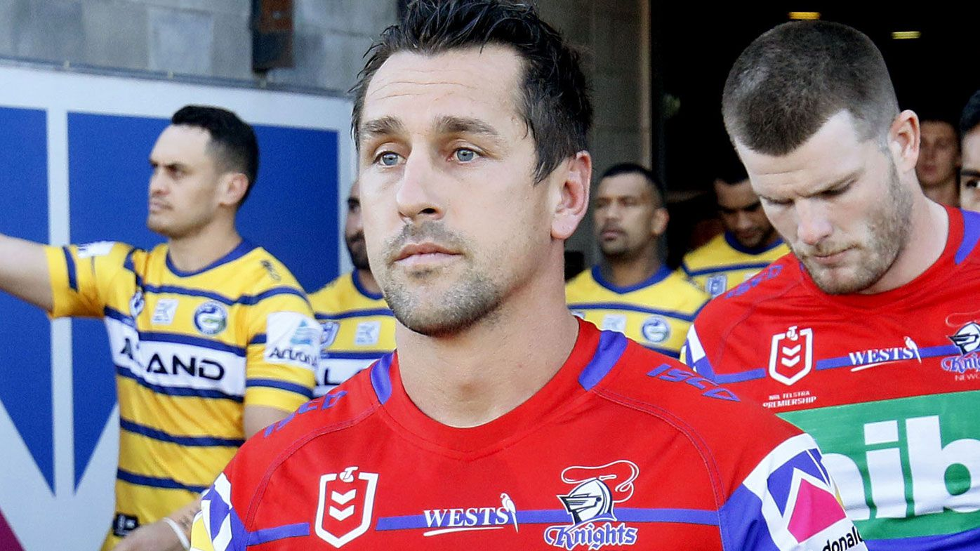 Mitchell Pearce reacts to Todd Greenberg admission that NRL penalty was too harsh