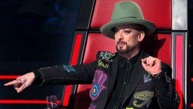 Blind Audition 4