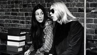 Cher and Gregg Allman