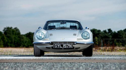 A Ferrari owned by Keith Richards is going to auction this week.