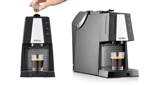 Australia's first multi-capsule espresso machine