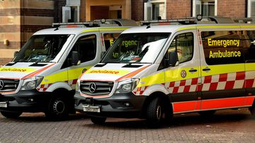 Five NSW Ambulance crews responded to the chemical exposure call.