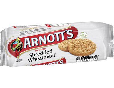 Shredded Wheatmeal