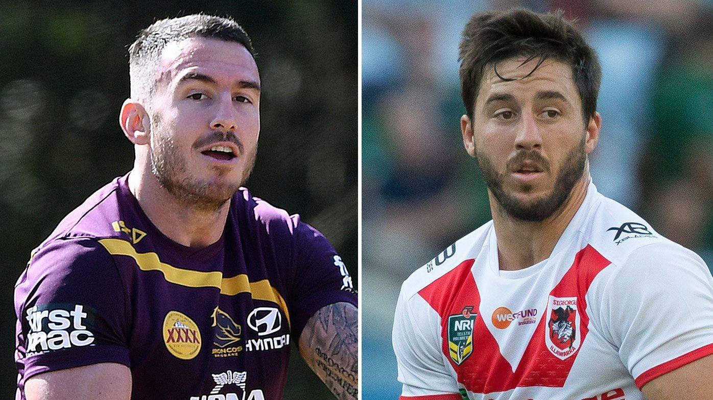 Match preview: St George Illawarra Dragons vs Brisbane Broncos