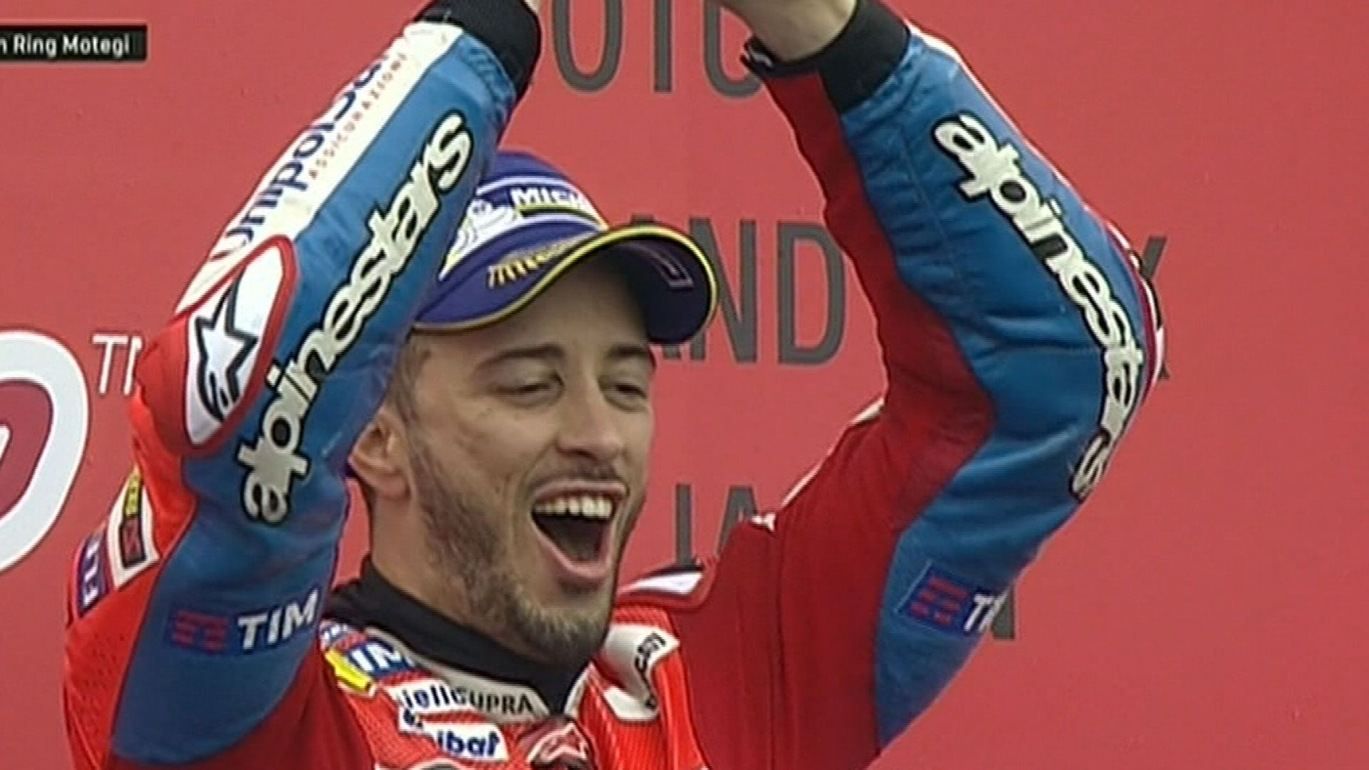 Thrilling finish to Japanese Moto GP