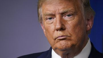 Donald Trump has refused to commit to conceding the election if he loses.