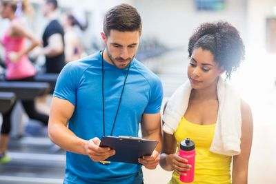 6. Educated and experienced fitness professionals