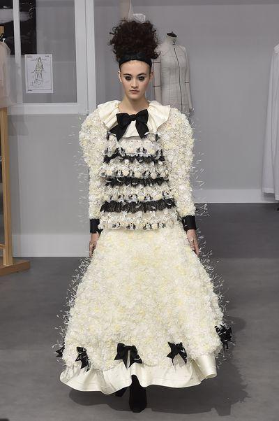 Chanel, haute couture autumn/winter, '16/'17, Paris Fashion Week