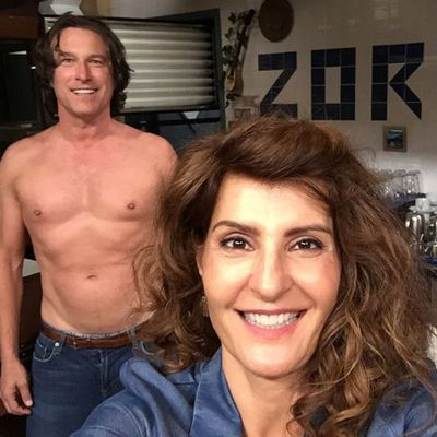 Nia Vardalos and John Corbett: Now...