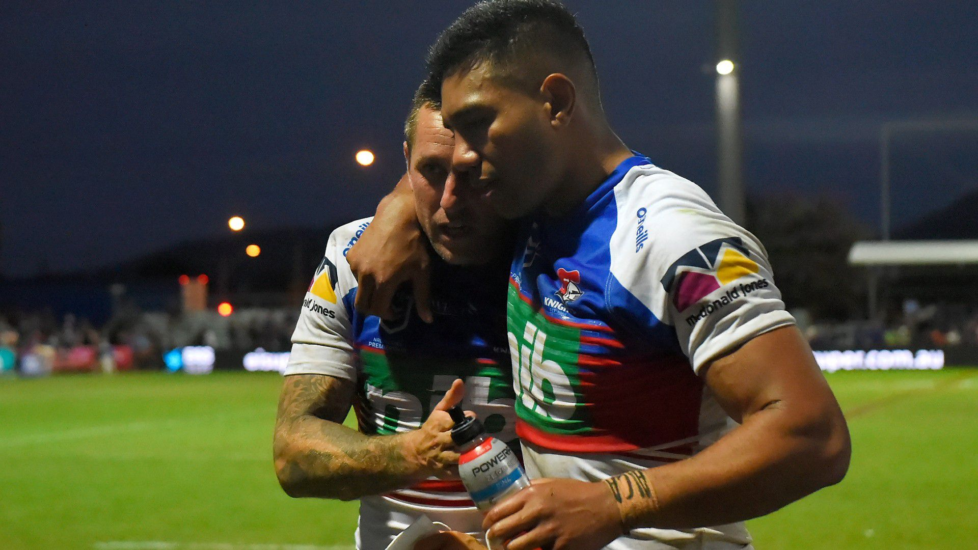 EXCLUSIVE: Newcastle Knights will be the NRL's big improvers in 2022, says Peter Sterling