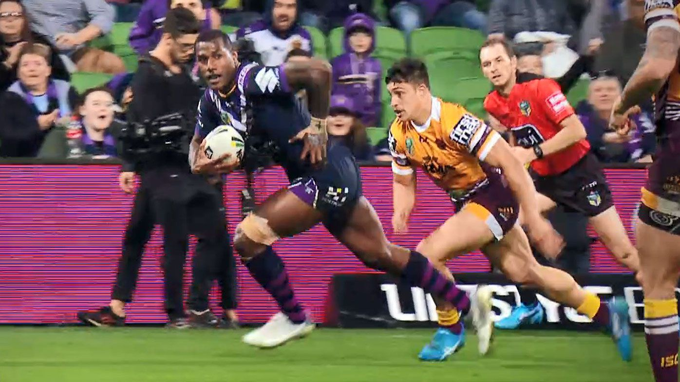 MUST WATCH: Man Shake try of the Year NRL Round 14