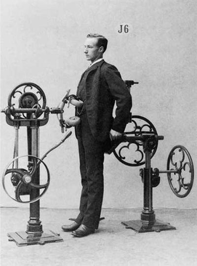 <strong>Victorian abdominal machine</strong>