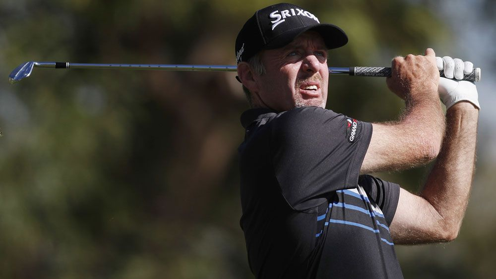 Rod Pampling is hoping his US success continues in Australia. (AAP)