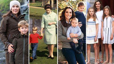Royal mums