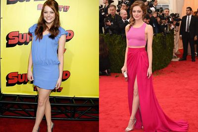 actors who have done the fast metabolism diet