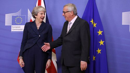 The move should allow EU leaders to sign off on the Brexit agreement between Britain and the EU at Sunday morning's summit.
