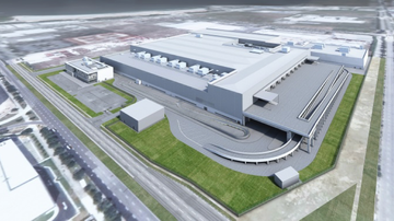 Dyson has announced plans to build a new electric vehicle manufacturing facility in Singapore.