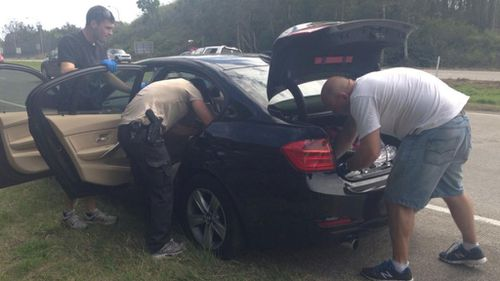 UPDATE: Man and woman arrested after high-speed chase on Pacific Highway north of Byron Bay