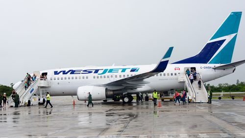 Canadian airline denies Mexico-bound plane was hijacked