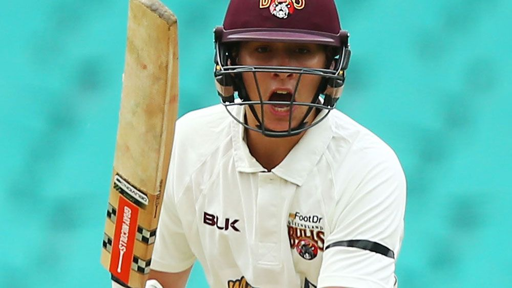 English-born Matt Renshaw has been described as 'pure Aussie.' (Getty)