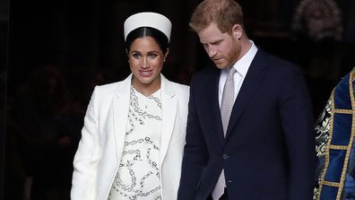 Meghan and Harry are preparing to move into their new home in Windsor.