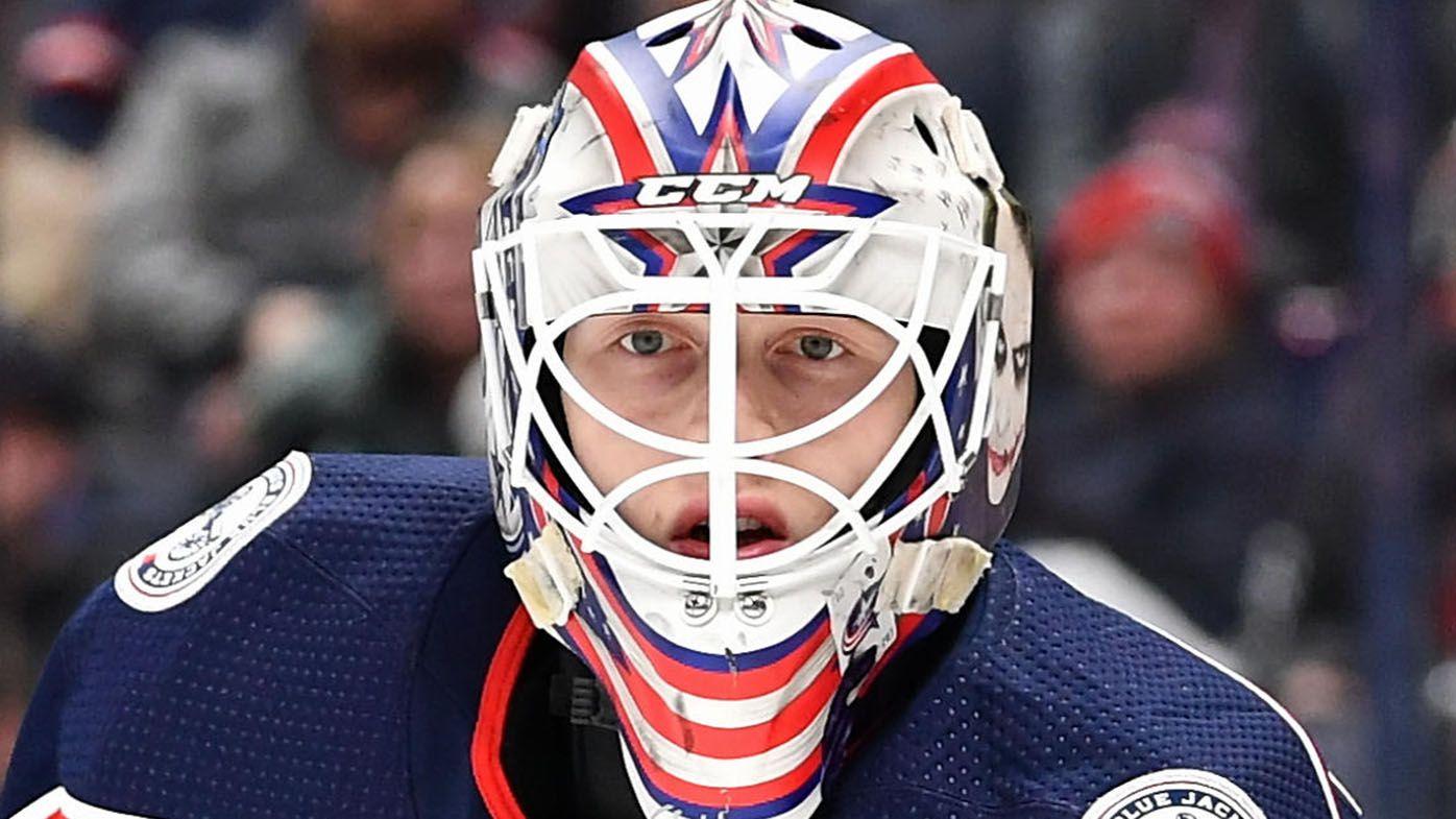 911 call revealed after NHL goalie Matiss Kivlenieks killed in errant fireworks blast