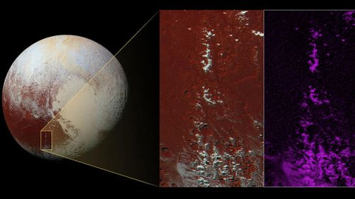 IN PICTURES: NASA releases first image of Pluto's surface (Gallery)