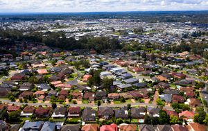 The number of Sydney suburbs where high-rise apartments dwarf the number of homes is increasing