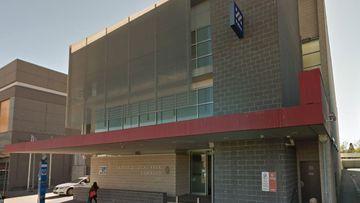 Fairfield Police Station.