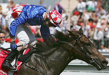 Daily Quiz: Which is the only horse to have won three Melbourne Cups?