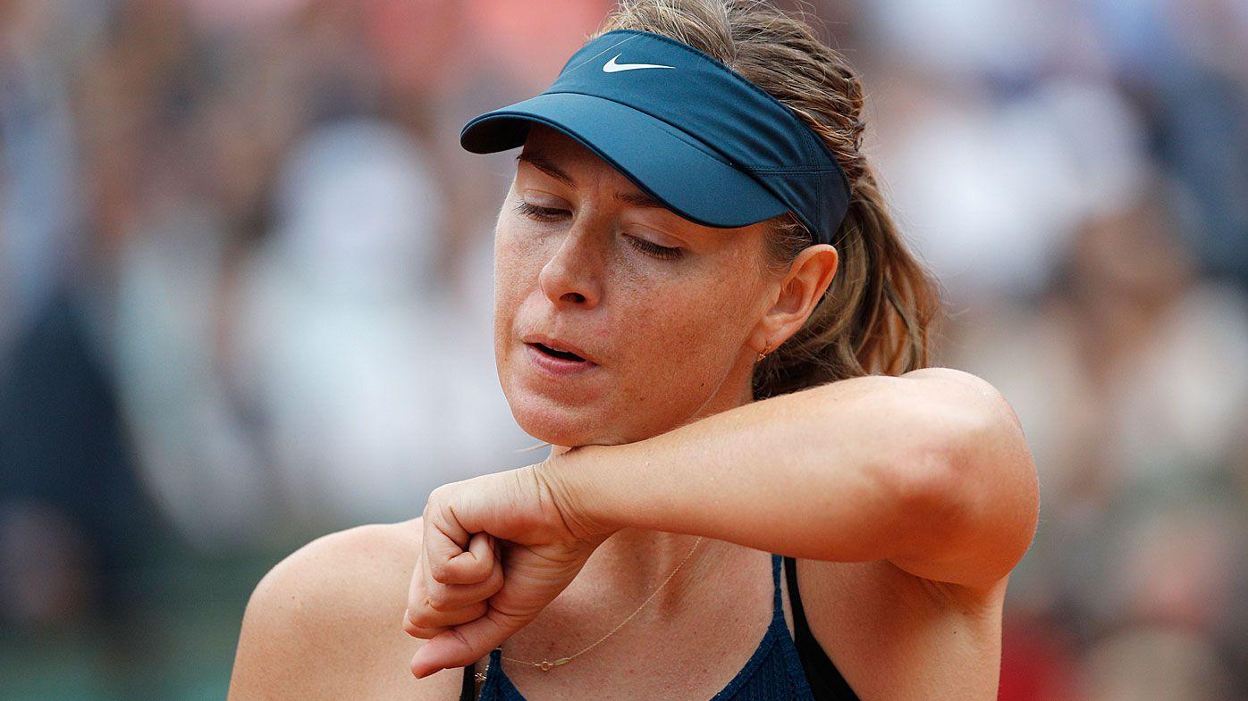 Garbine Muguruza ruthless in Maria Sharapova demolition at Roland Garros