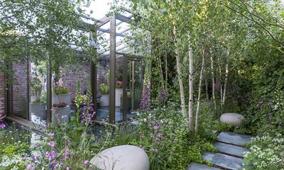 "The Hartley Botanic Garden, designed by<a href=""http://"" target=""_blank""> Catherine MacDonald</a>"