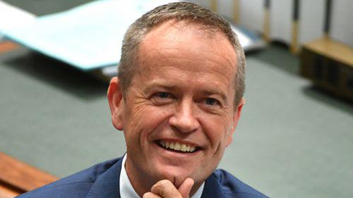 Bill Shorten gains on Malcolm Turnbull as preferred prime minister