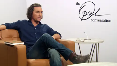 McConaughey gets candid as he speaks to the talk show Queen.