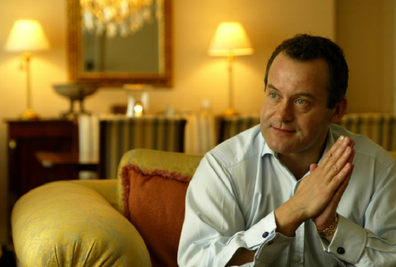 Paul Burrell served as Diana's butler and then personal assistant.