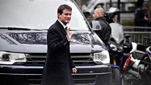 French Prime Minister Manuel Valls. (AFP)