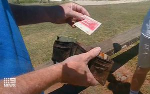 Man reunited with his wallet 26 years after he lost it