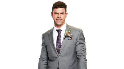 Michael Goonan is a Participant from Married At First Sight 2020