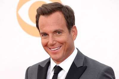 "Rumor has it that at the 2013 Emmys before-party, someone attacked Will Arnett with a tanning gun. But seriously, the ""Arrested Development"" star perhaps drew less attention for his célèbre than for his fine impression of an Oompa Loompa."
