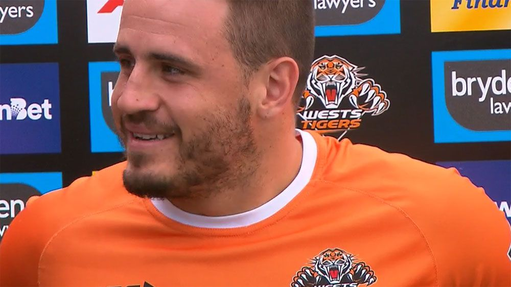 NRL news: Wests Tigers recruit Josh Reynolds takes swipe at Canterbury Bulldogs
