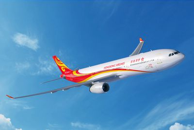 <strong>20. Hong Kong Airlines</strong>