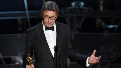 <b>Best Foreign Language Film:</b><br><br>Director Pawel Pawlikowski won for the Polish film 'Ida'. (AAP)